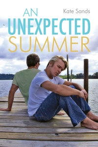 An Unexpected Summer cover